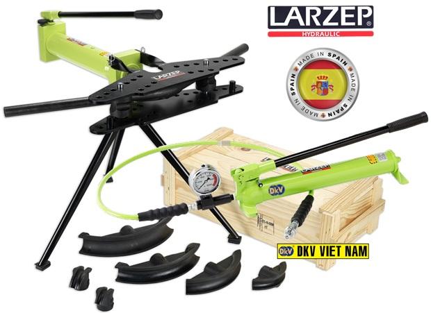 may uon ong thuy luc Larzep VA2336, Larzep hydraulic pipe bender VA2336